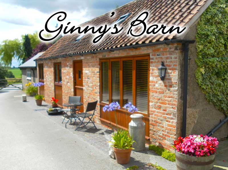 Ginny's Barn Holiday accommodation in the heart of nottinghamshire