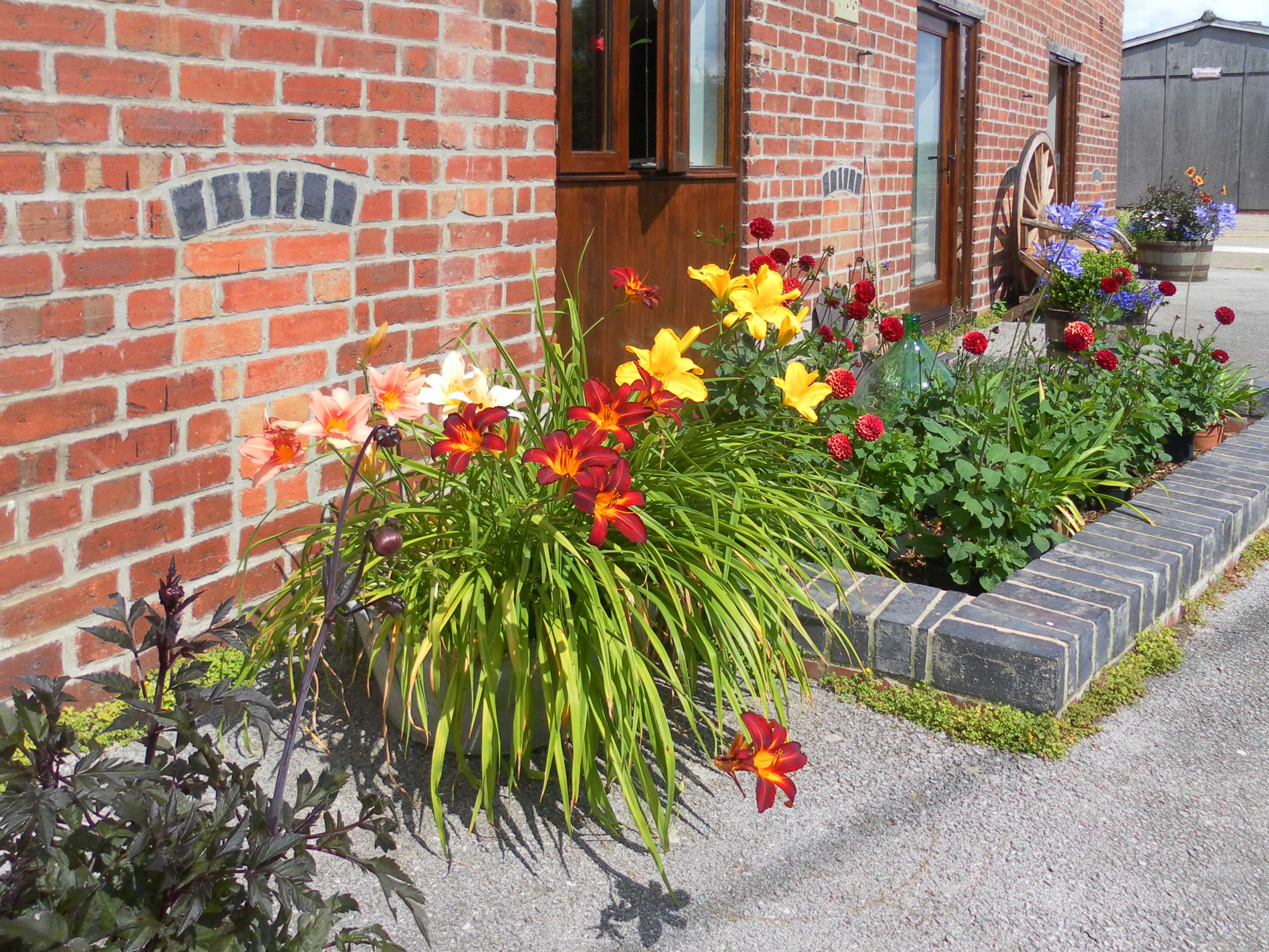 self catering holiday accommodation in North Nottinghamshire