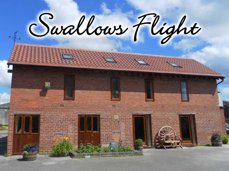 Swallows Flight Holiday cottage in Askham Nottinghamshire