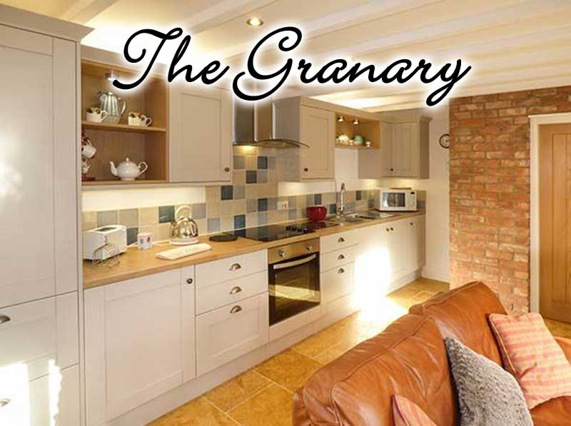 The Granary Holiday cottage in North Nottinghamshire