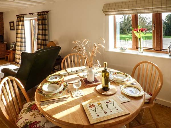 Ginny's Barn at Orchard Hill Farm, offering 1 bedroom holiday cottages in Nottinghamshire